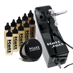 The Kett Jett Kit + Transformer Airbrush
