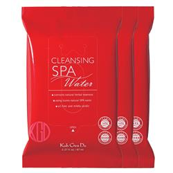 Cleansing Water Cloths 3-Pack