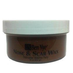 Nose & Scar Wax Brown 16oz