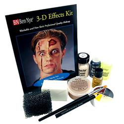 3D Special Effects Character Makeup Kit