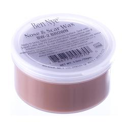 Nose & Scar Wax Brown 2oz