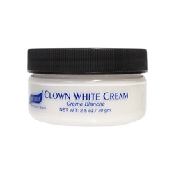 Clown White Cream 2.5oz