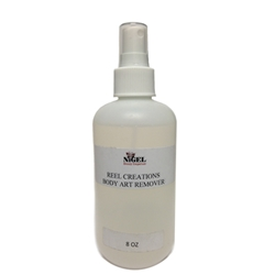 Body Art Remover 8oz