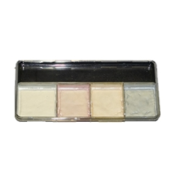 Reel Hair Palette Metallic Silver