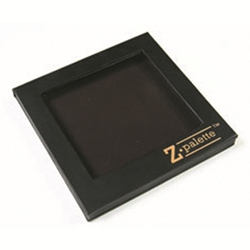 Small Black Z Palette