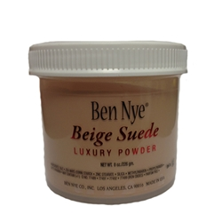 Beige Suede Luxury Powder 8oz