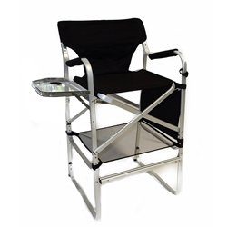 MST-690 Director Chair With Side Table