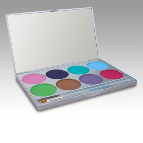 Paradise Makeup AQ Plt 8-Color Pastel