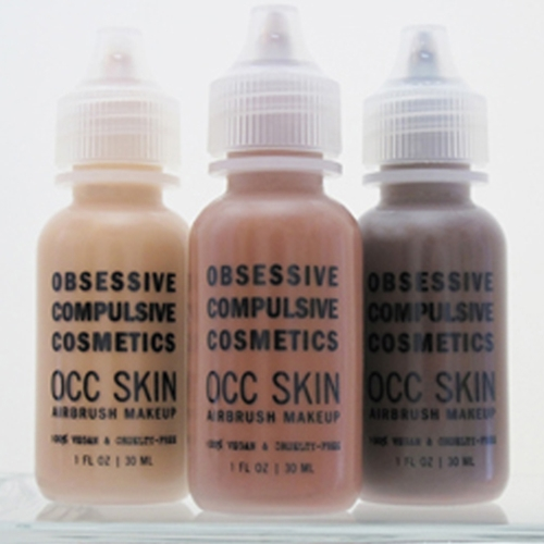 Skin: Waterbased Airbrush Foundation 1oz