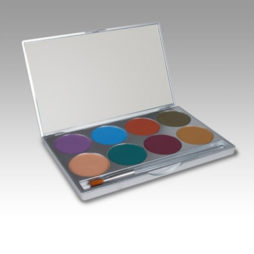 Paradise Makeup AQ Plt 8-Color Nuance